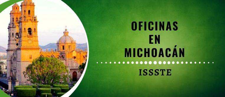 donde queda el ISSSTE michoacan