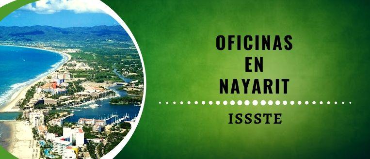 donde queda el ISSSTE Nayarit