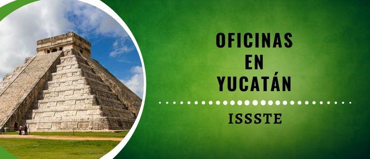 donde queda el issste en yucatan